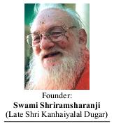 Swami Shri Ramsharanji