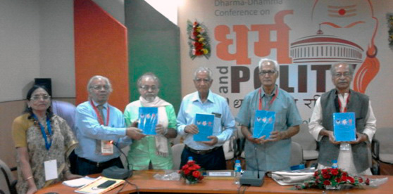 Book Release GPS – Global Peace Science October 20, 2016, 4th International Dharma Dhamma Conference