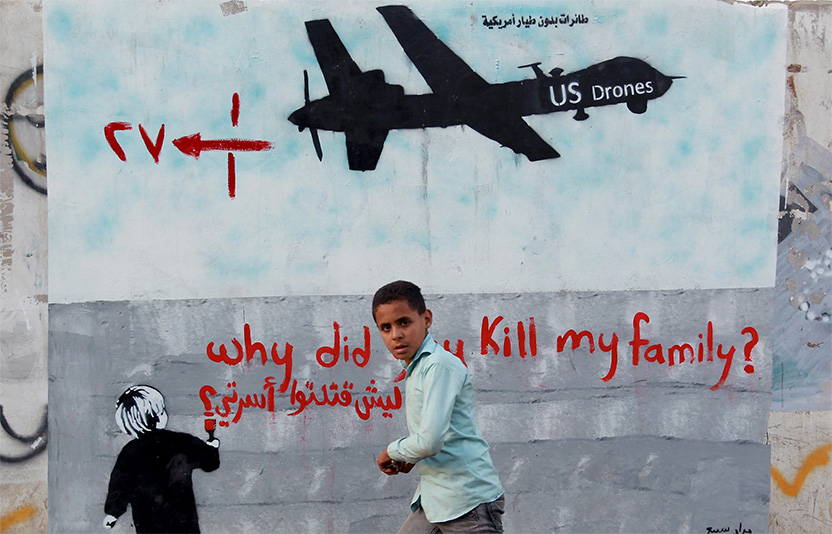 US Has Killed More Than 20 Million In 37 Nations Since WWII